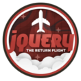 jQuery The Return Flight