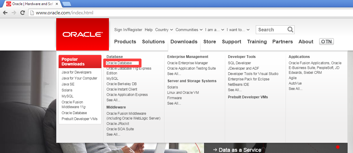 Installing Oracle 11g R2 on WIndows 7 » The Code